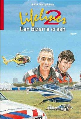 Lifeliner 2 Een bizarre crash - Adri Burghout