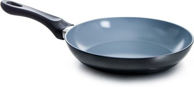 BK Easy Basic Ceramic Koekenpan - Keramisch - Ø24 cm - Grijs