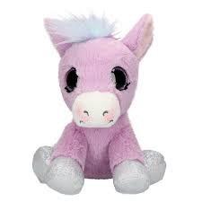 Ylvi & The Minimoomis knuffel Pony Liloo