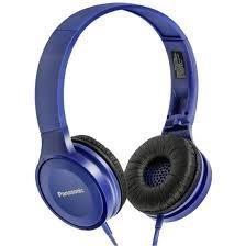 Panasonic Headset HF100ME-A Blauw